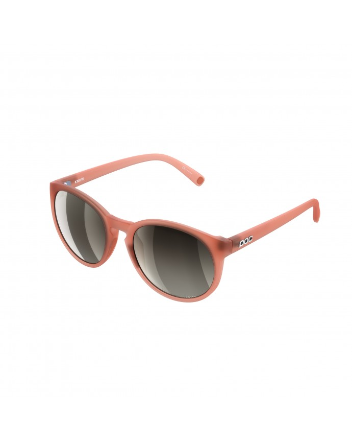 Know Sunglasses Lifestyle Poc Light It Agate Red