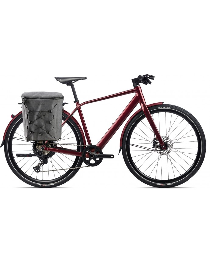 Orbea Vibe H10 EQ Metallic Dark Red