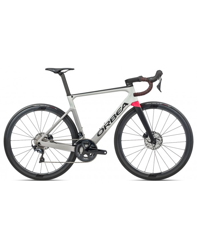 Orbea Orca M20LTD Grey/Bright Red