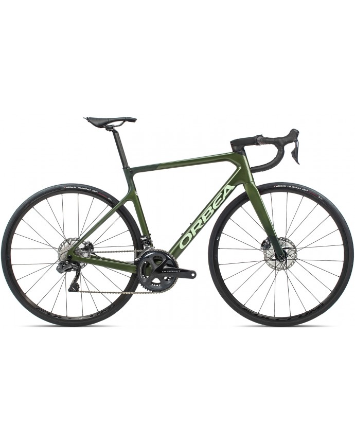 Orbea Orca M20iTEAM Military Green/Dark Green