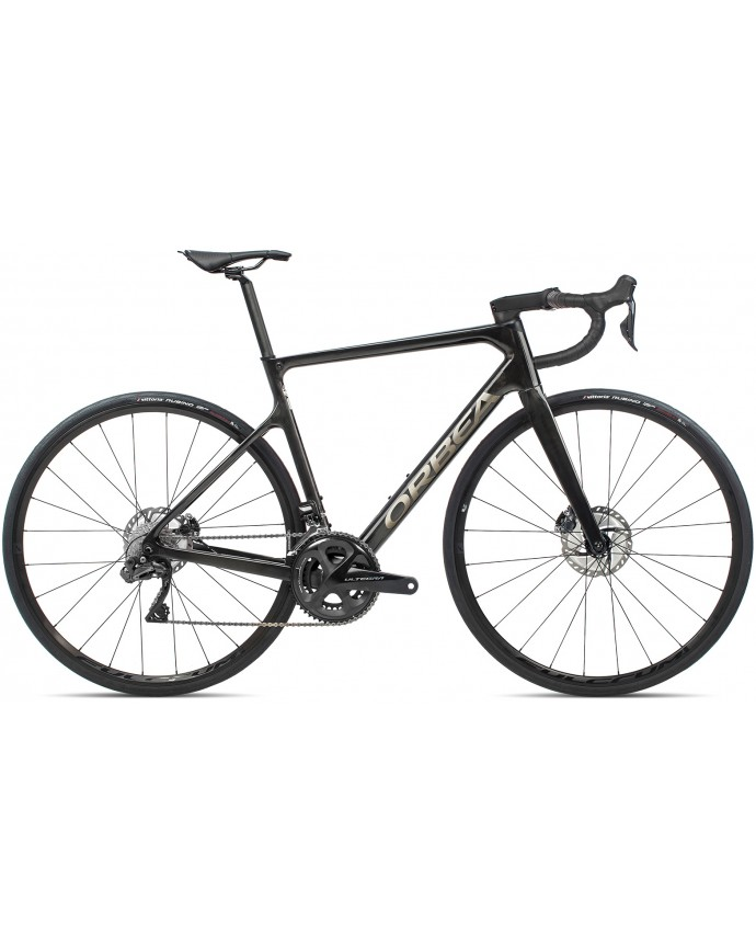 Orbea Orca M20iTEAM Raw Carbon/Bright Titanium