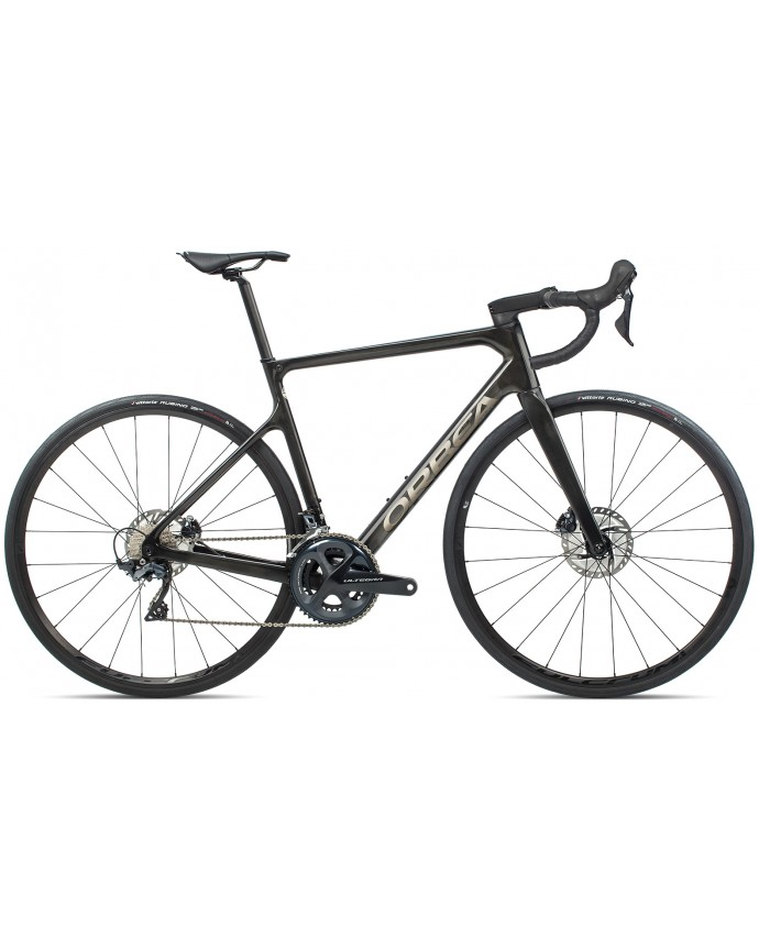 Orbea Orca M20TEAM Raw Carbon/Bright Titanium