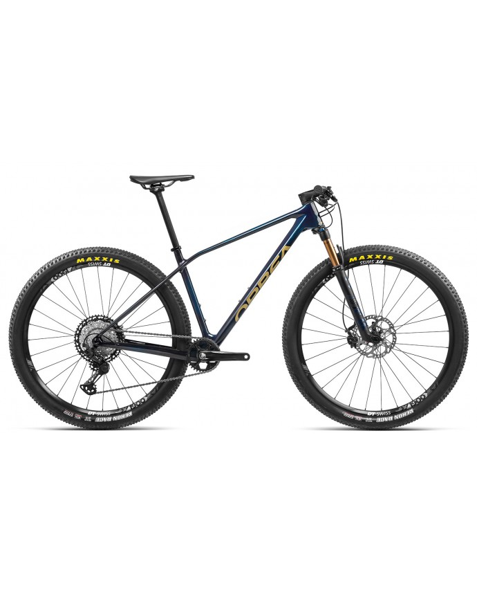 Orbea Alma M-PRO Blue Carbon/Golden